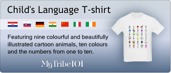 Language T-Shirts