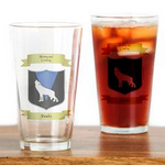 Print your crest on: Drinking Glass