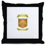 Print Your Crest On Throw Pillow