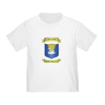 Print Your Crest On Toddler T Shirt
